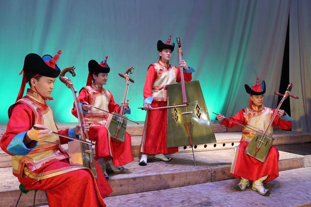 《107年蒙古傳統藝文活動-草原與海洋的音樂饗宴》