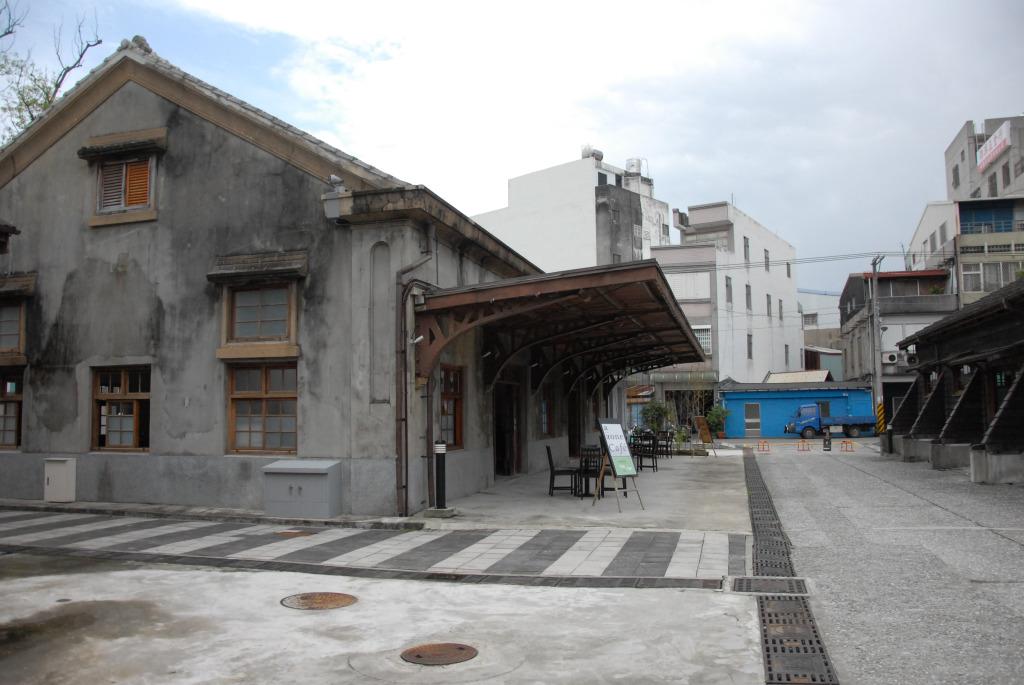 花蓮舊酒廠       中國科技大學 提供