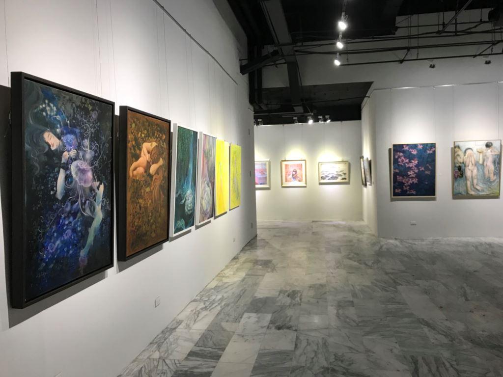 美術館2樓第1展覽室