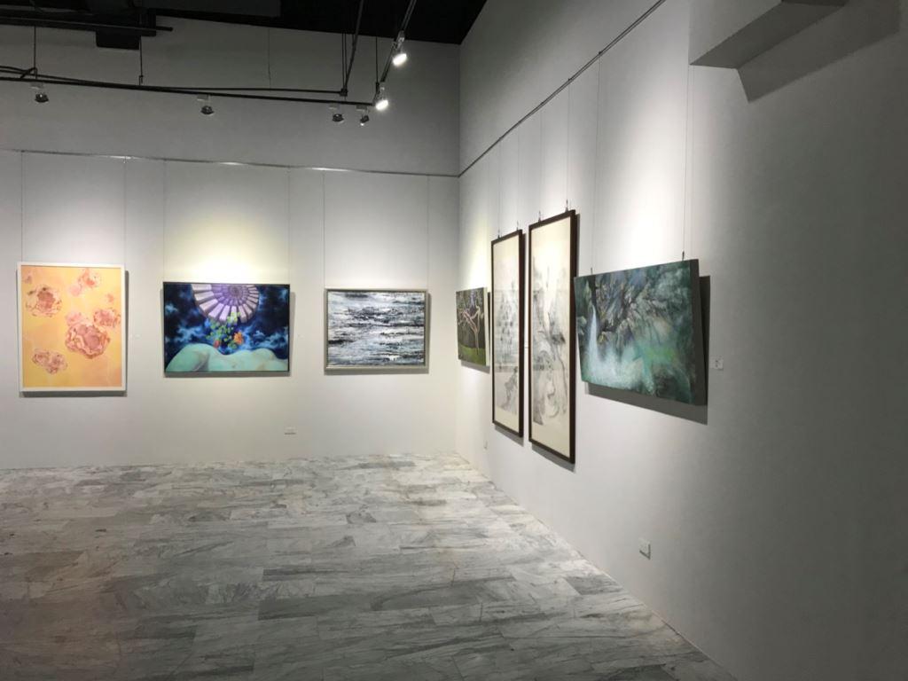 美術館2樓第1展覽室1