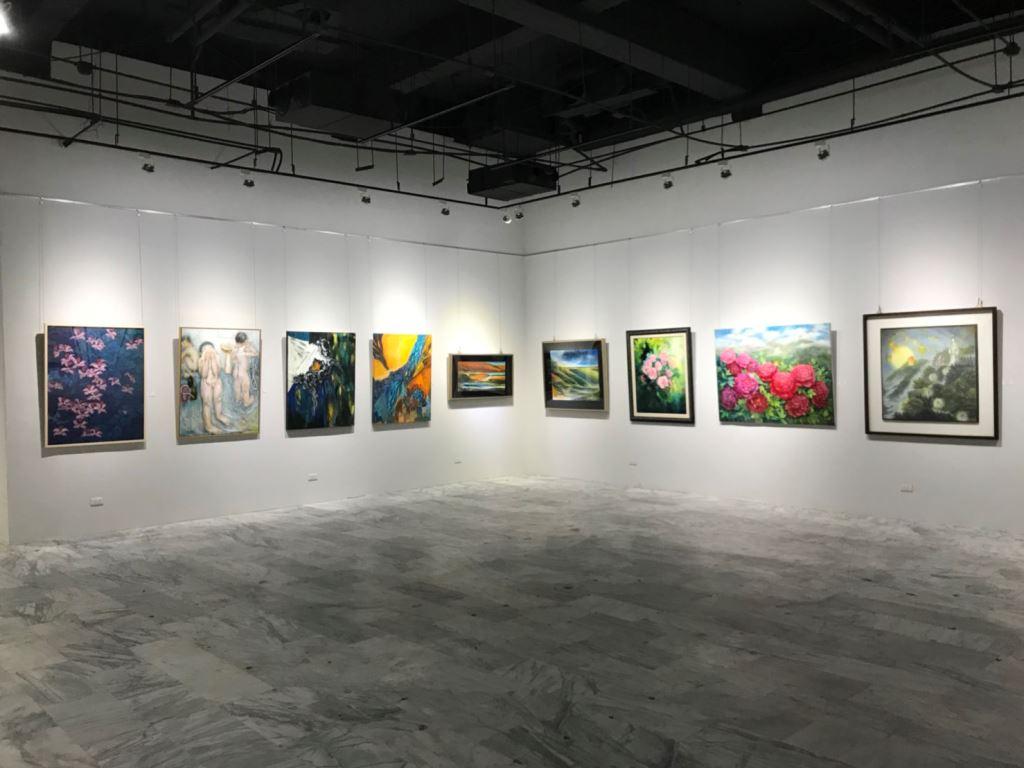 美術館2樓第1展覽室2