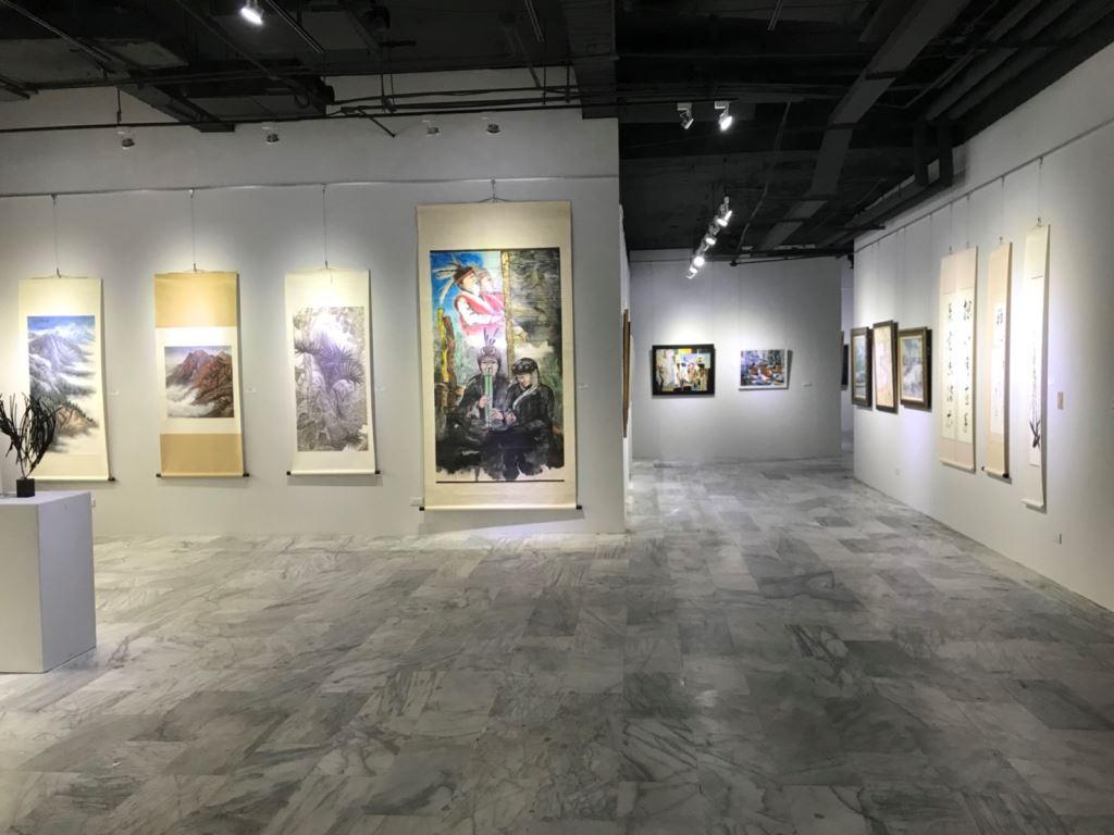美術館2樓第1展覽室3