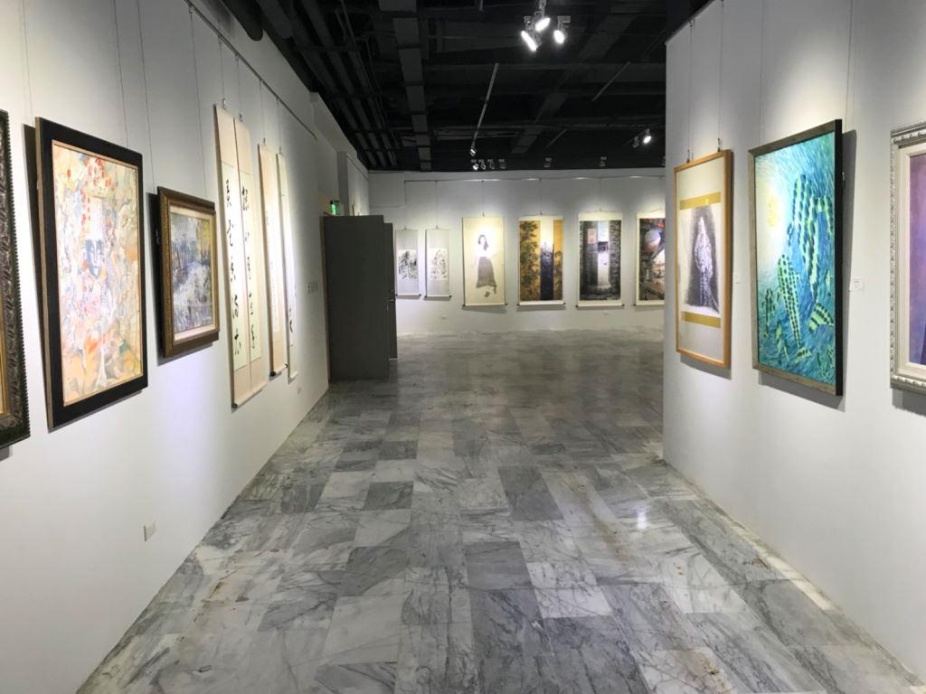 美術館2樓第1展覽室4