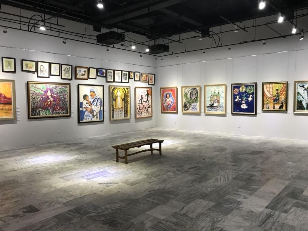 美術館2樓第2展覽室