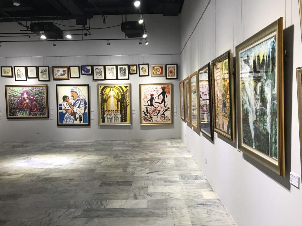 美術館2樓第2展覽室1