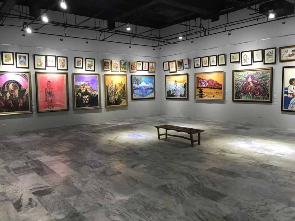美術館2樓第2展覽室2