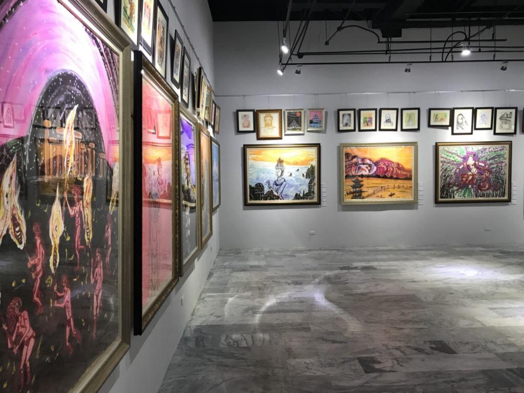 美術館2樓第2展覽室3