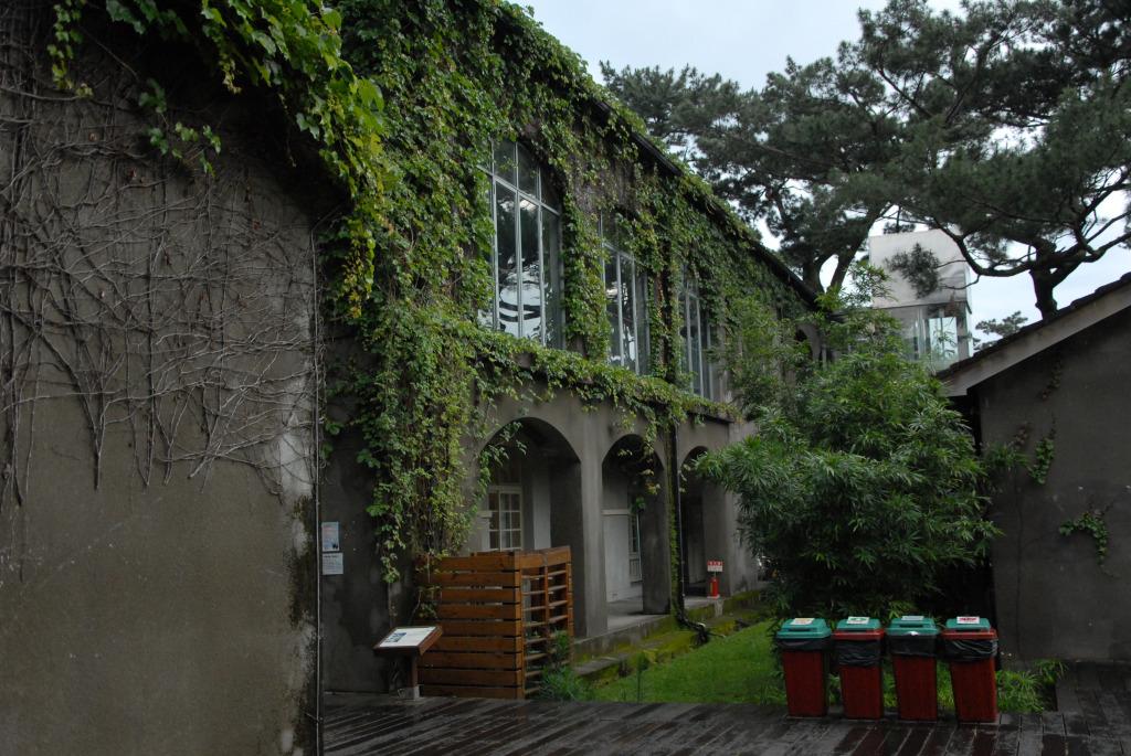 松園別館          中國科技大學 提供