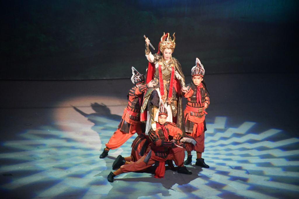 2018太平洋左岸藝術季-四兩皇后(明華園戲劇總團)