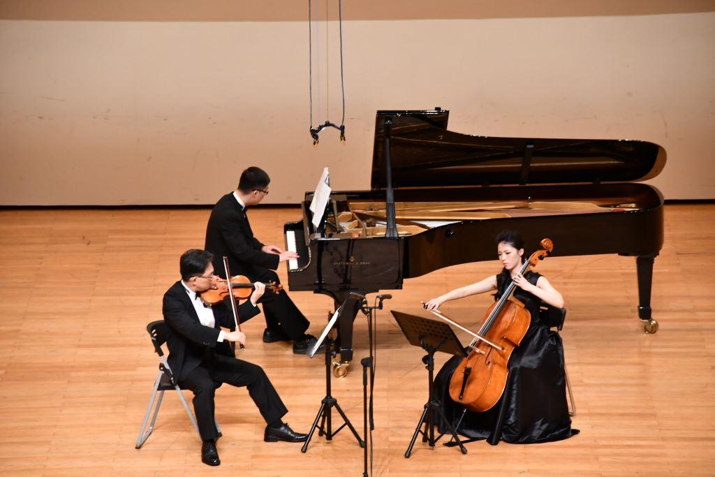 音緣際會~弦樂與鋼琴的對話(5)