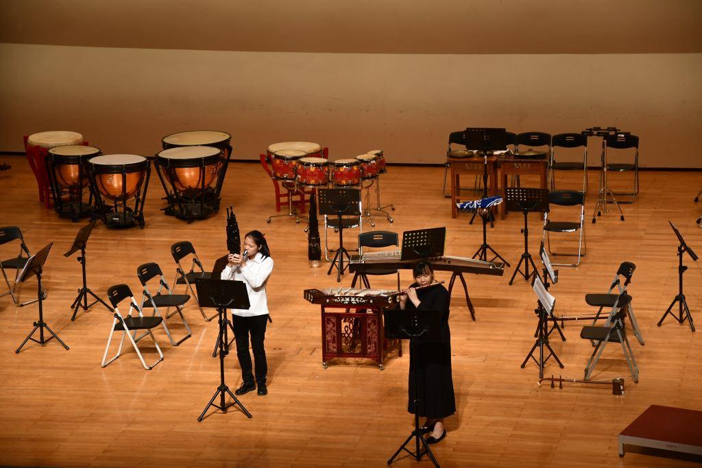 106學年度花蓮高商國、管樂音樂成果發表會(7)