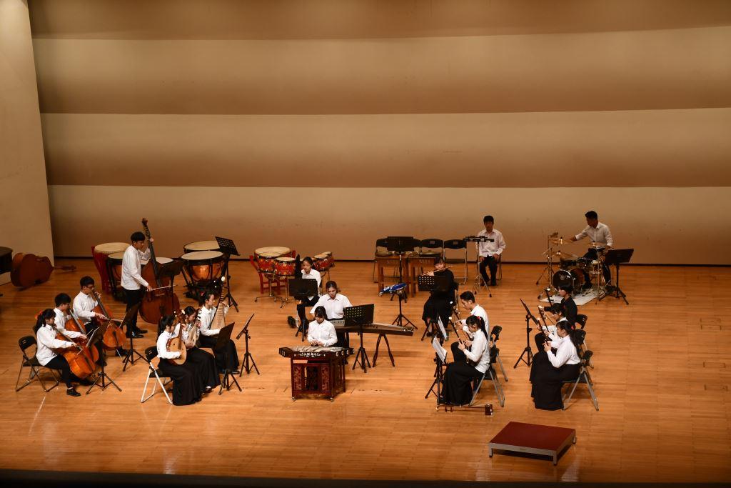 106學年度花蓮高商國、管樂音樂成果發表會(9)