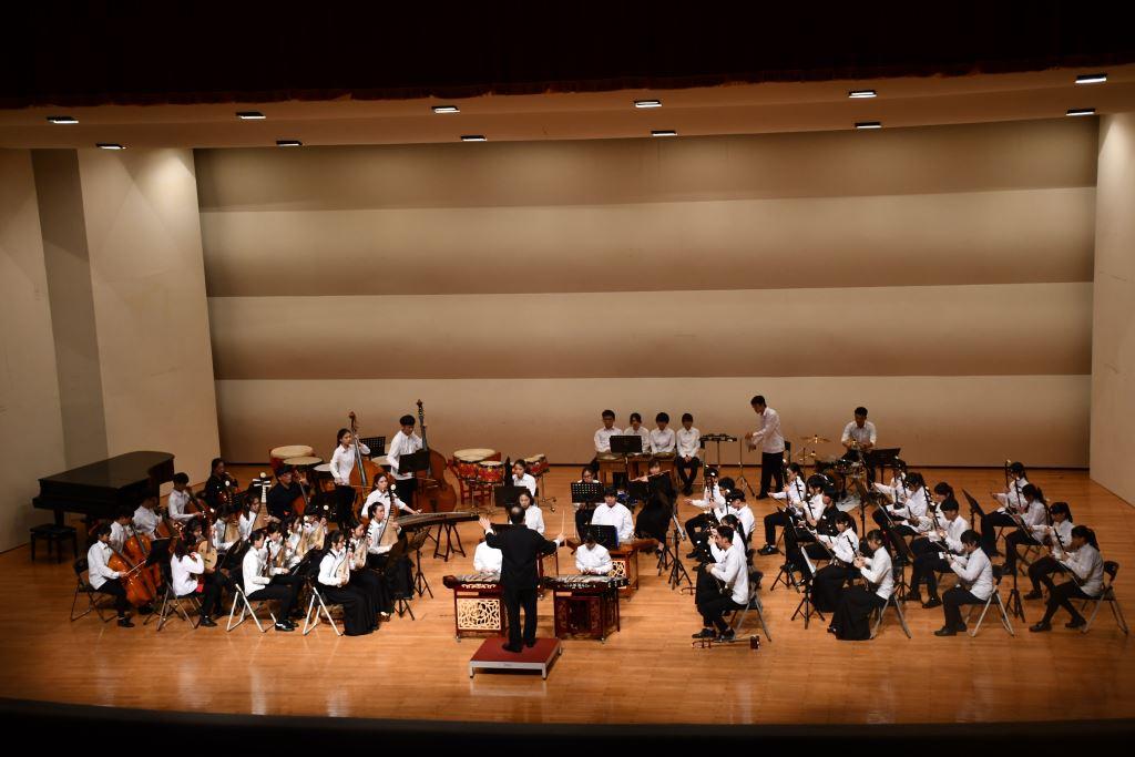 106學年度花蓮高商國、管樂音樂成果發表會(11)
