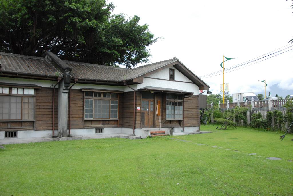 美侖溪畔日式宿舍        中國科技大學 提供