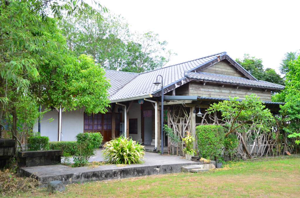 舊豐田移民村警察廳舍      中國科技大學 提供