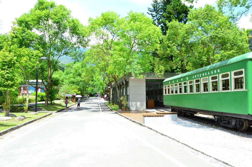 林田山林業聚落       中國科技大學 提供