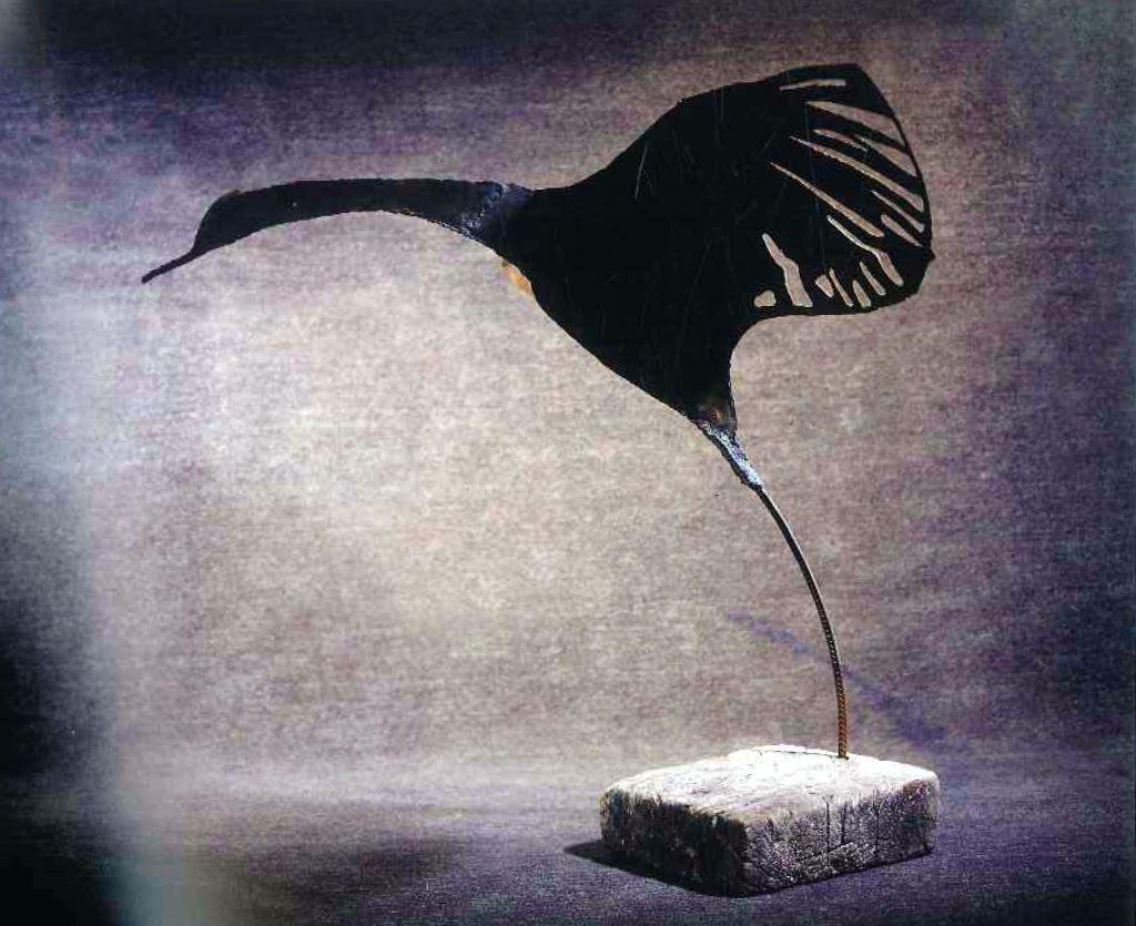雁 1997 鐵切焊