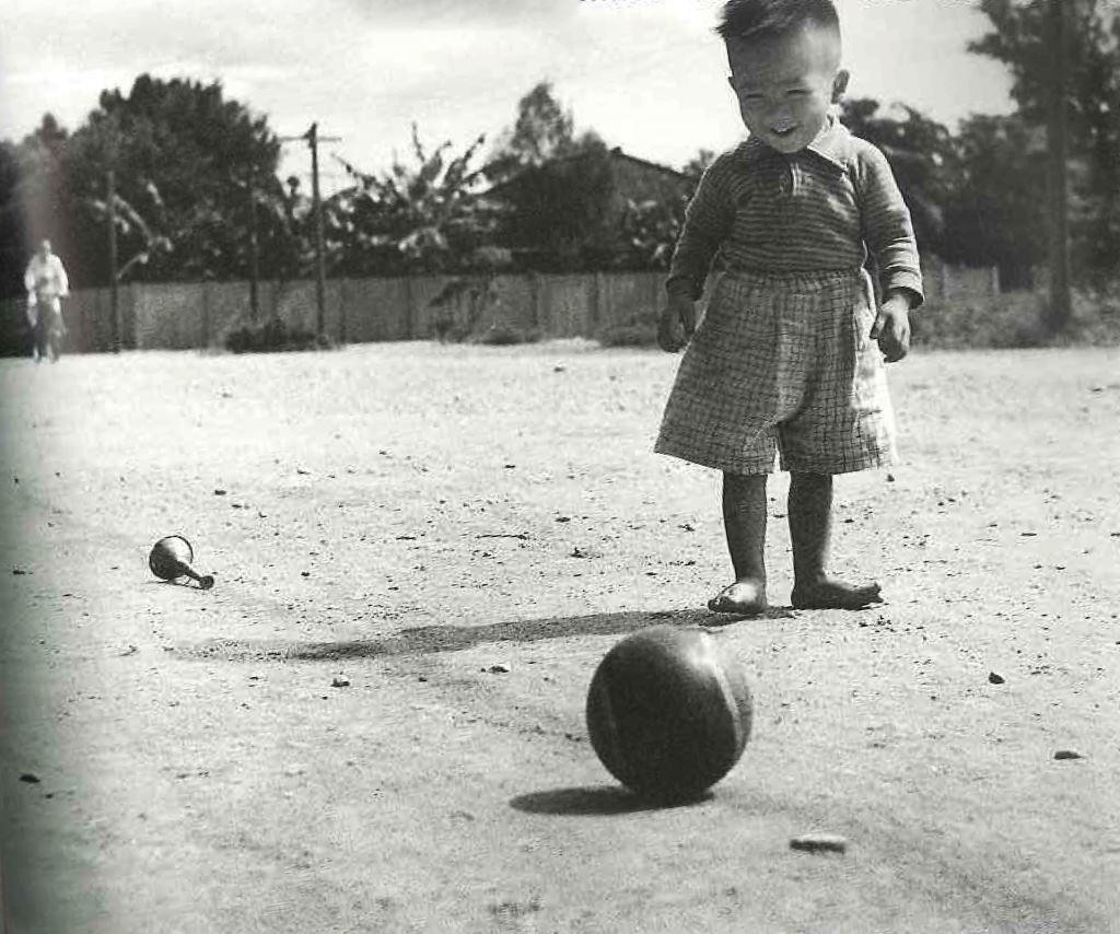 玩球 1958
