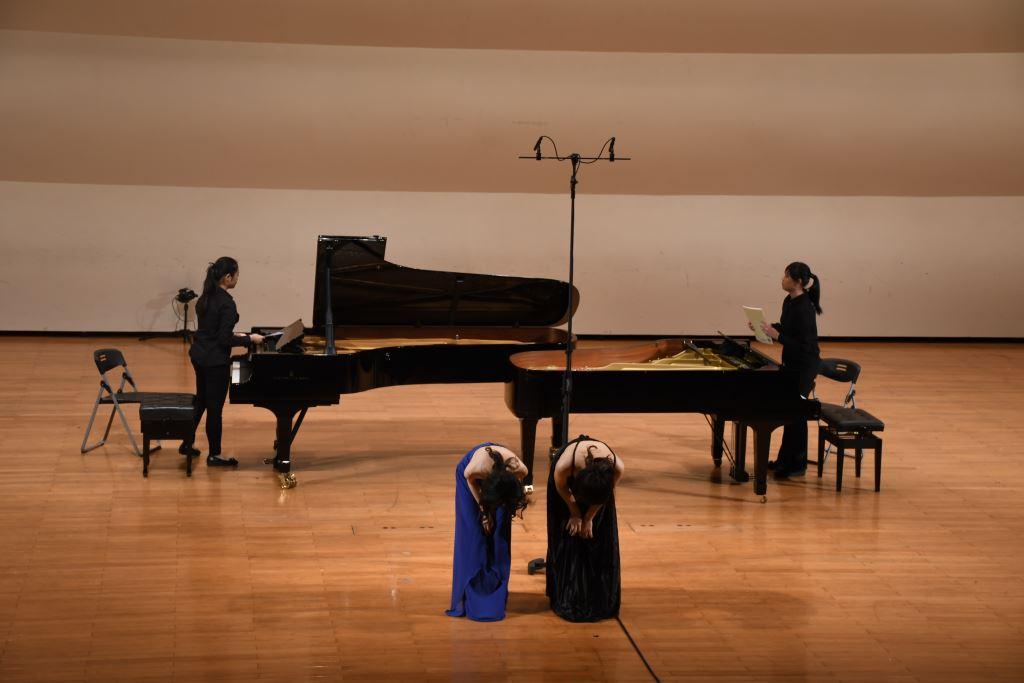 《雙鋼琴的對話》王敏芳、王家榆雙鋼琴音樂會(1)