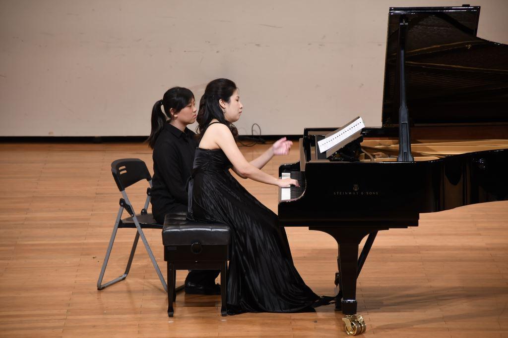 《雙鋼琴的對話》王敏芳、王家榆雙鋼琴音樂會(3)