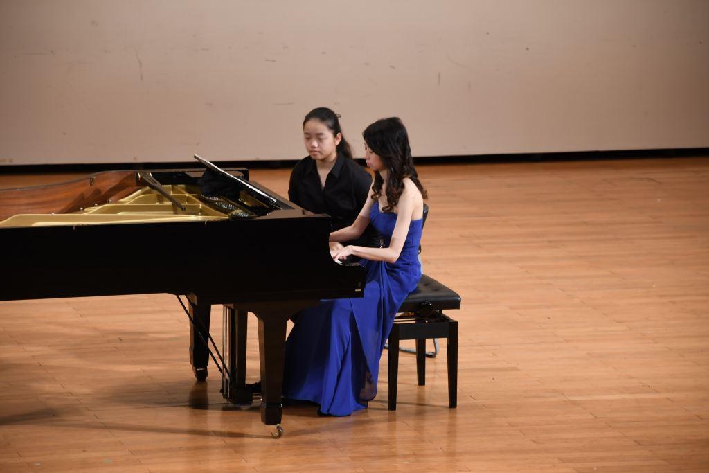 《雙鋼琴的對話》王敏芳、王家榆雙鋼琴音樂會(4)