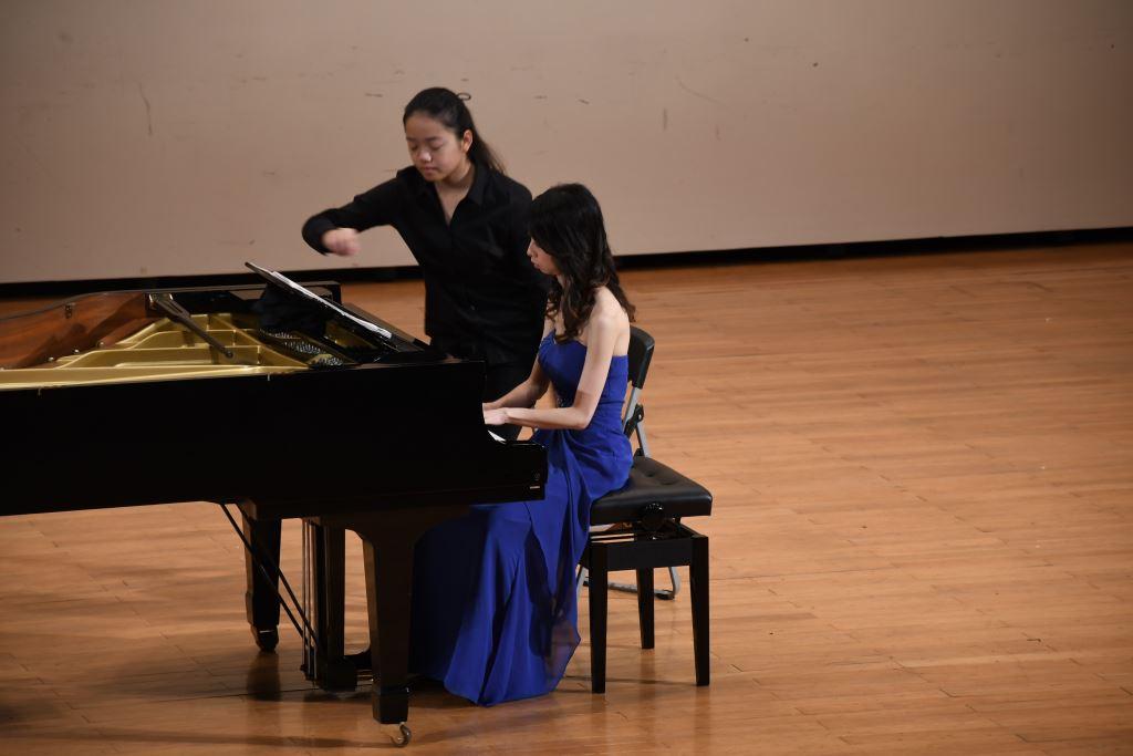 《雙鋼琴的對話》王敏芳、王家榆雙鋼琴音樂會(6)