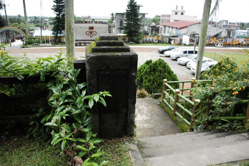 加灣神社         中國科技大學 提供