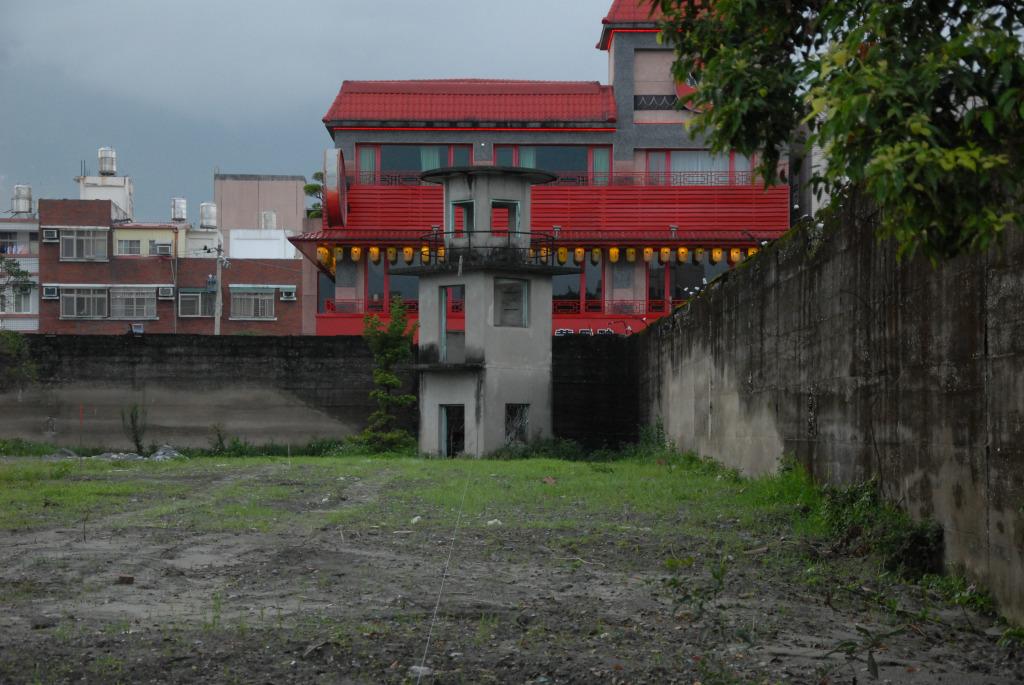 花蓮舊監獄遺蹟         中國科技大學 提供