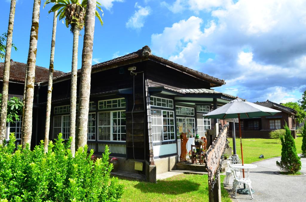花蓮糖廠原料區辦公室      中國科技大學 提供