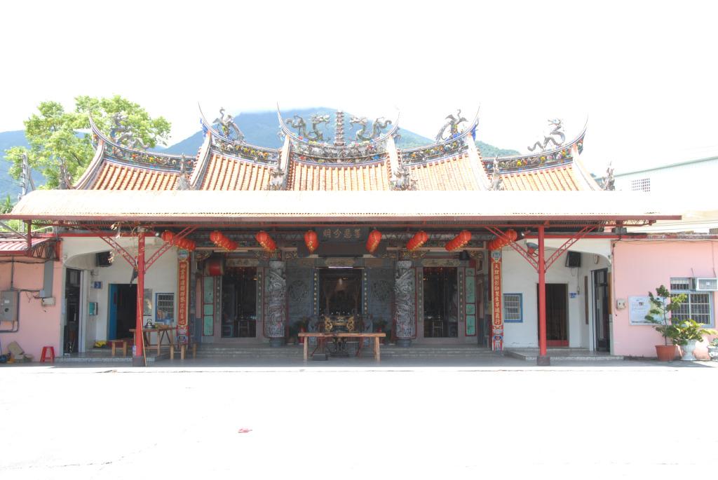 富源保安宮       中國科技大學 提供