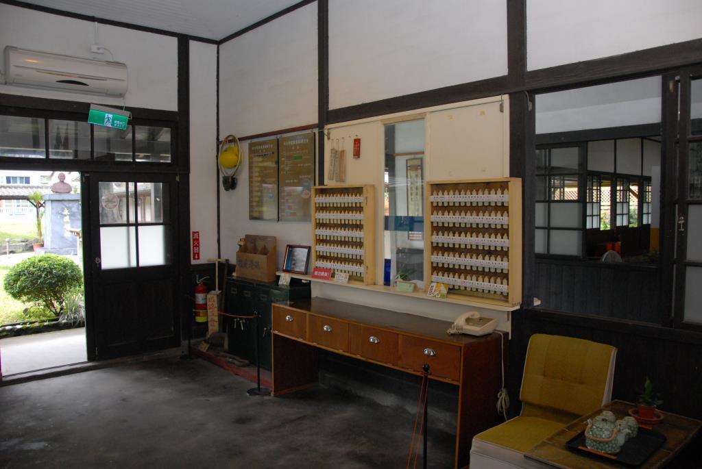 交通部台灣鐵路管理局舊花蓮管理處       中國科技大學 提供