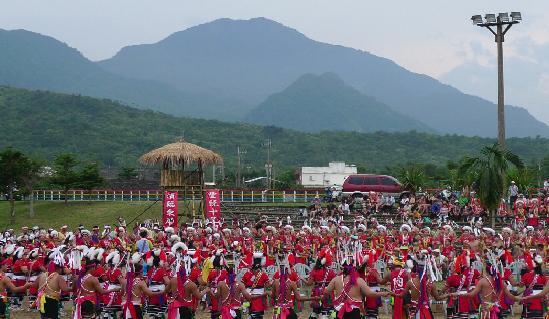Fakong部落豐年祭