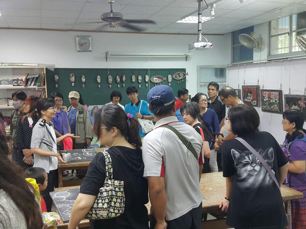 源城國小璞石藝術教室