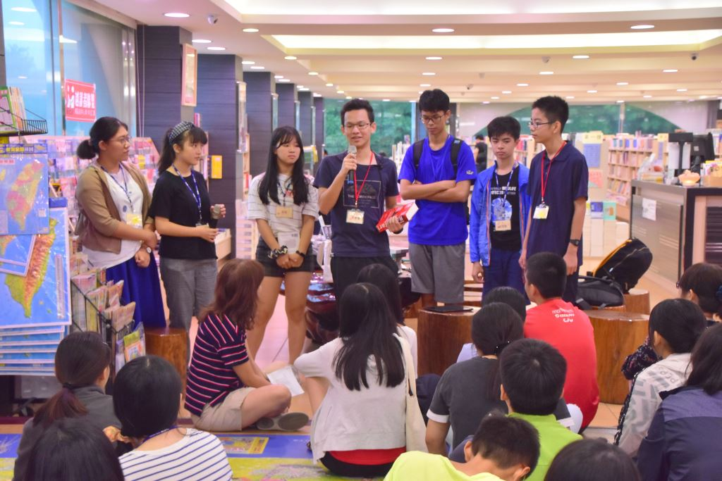 越讀者聯盟9月15日「政大書城主題樂園辦日遊」報名名單(5)