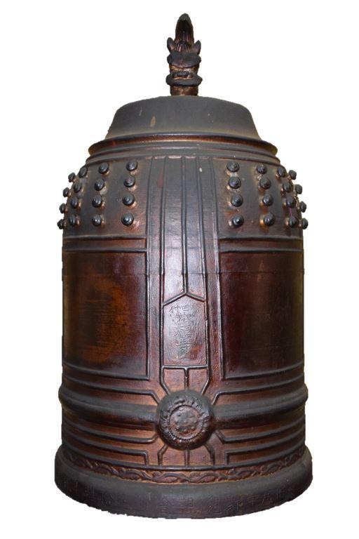 林田村本願寺銅鐘
