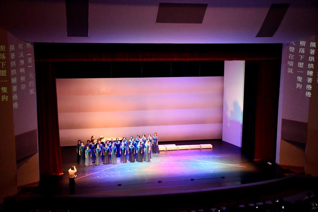 【咖啡豆裡的舞鶴記憶】 知音合唱團 年度音樂會(2)