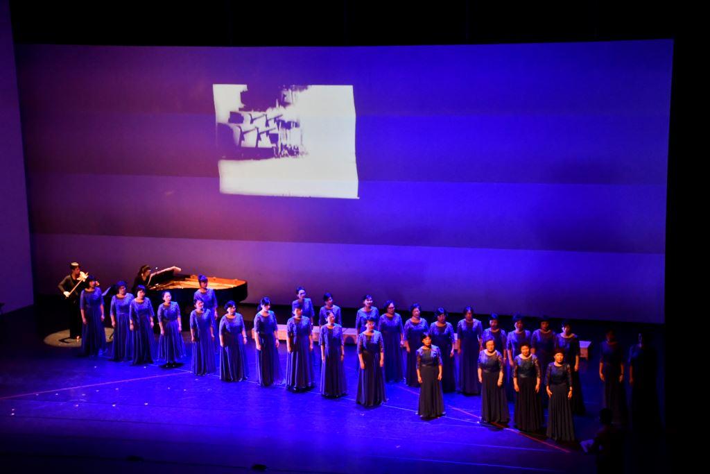 【咖啡豆裡的舞鶴記憶】 知音合唱團 年度音樂會(5)