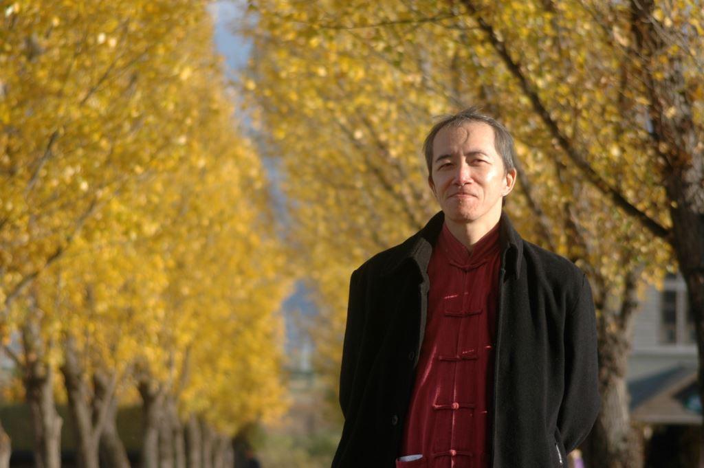 花蓮在地文學作家圖像特展第20檔 「羅葉—樸質而深情的詩人」(2)