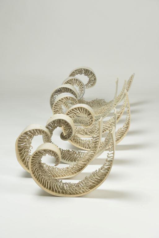 綻放‧叢生─彭雅美陶藝雕塑展