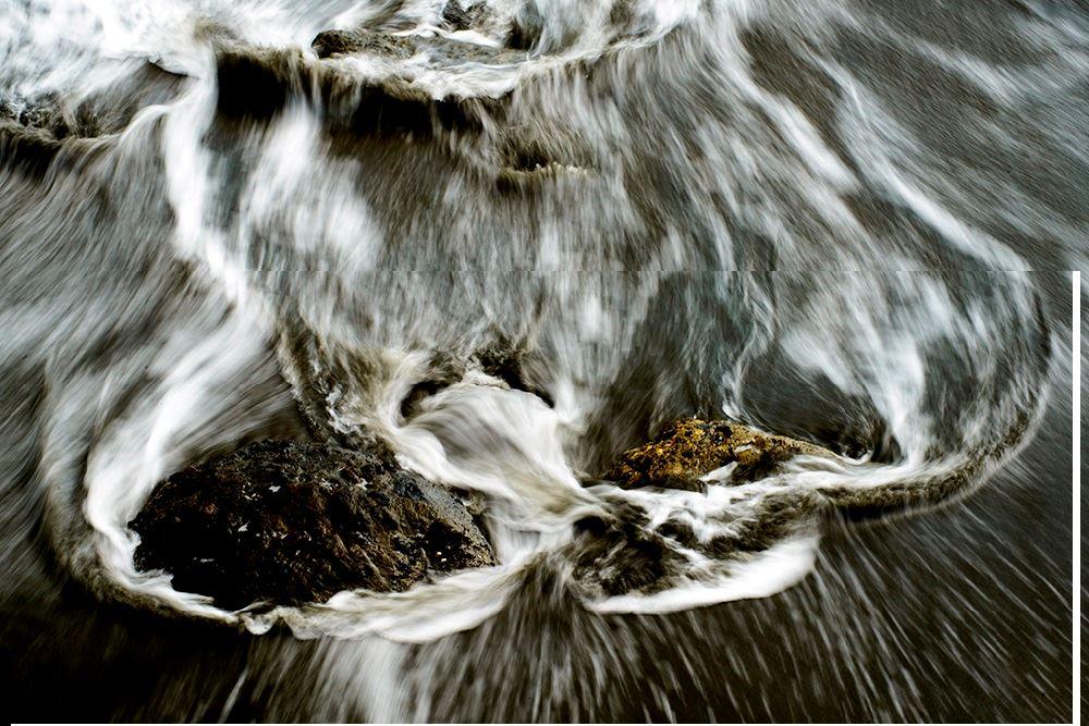 潺潺流水-張福興