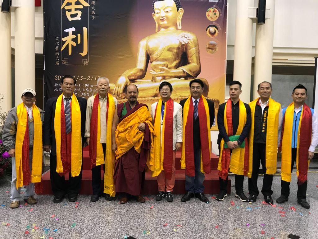 「第八十三屆佛陀與諸大弟子舍利文化與藝術世界大展」(8)