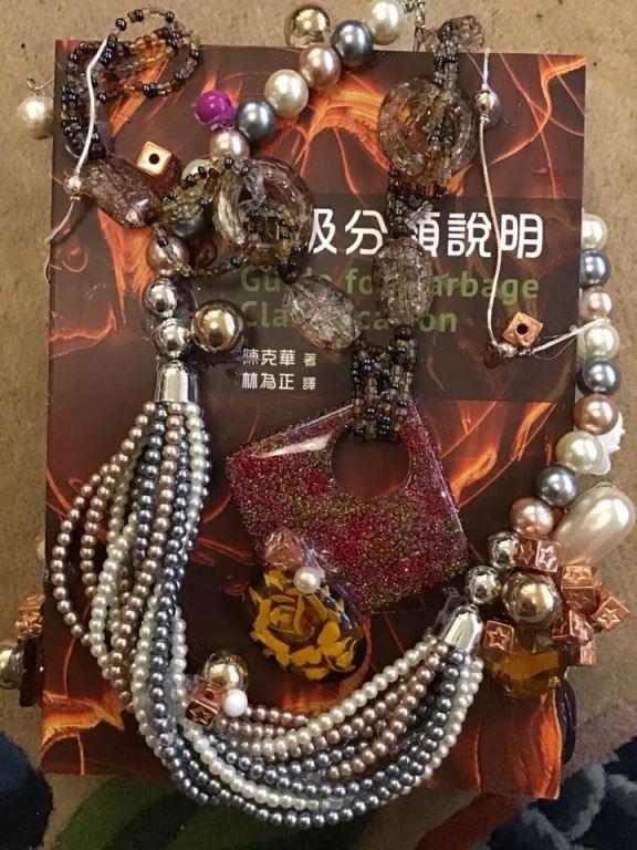 「陳克華的華麗世界-珠飾大吉書展」(4)