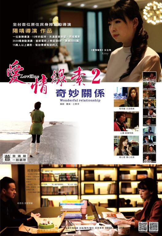 3/29.30.31 <愛情線索2-奇妙關係>電影欣賞