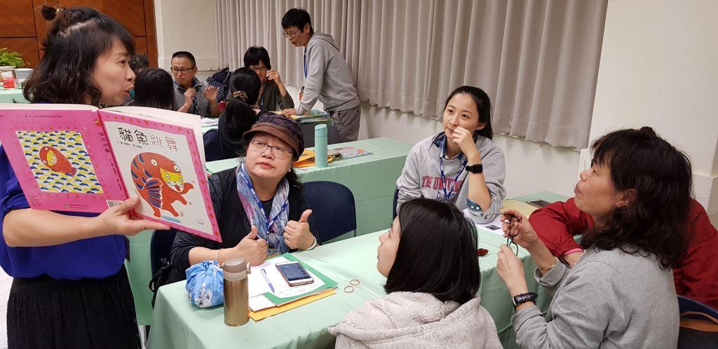 2019東海岸悅讀ing-說故事人才種子進階培訓(3)