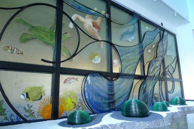玻璃工作坊