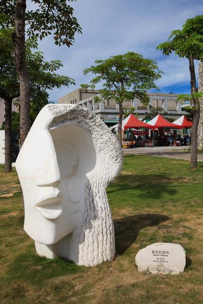 室外石雕作品1