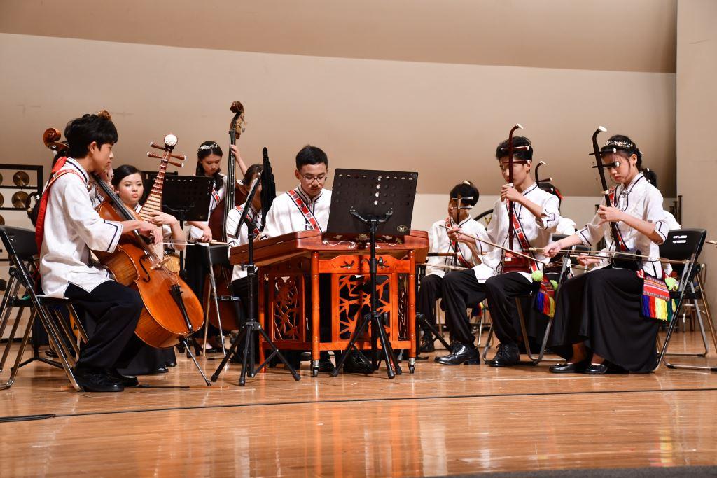 「悠悠國風」國風國中國樂團年度音樂會