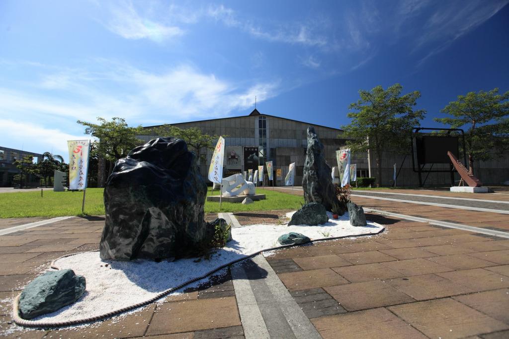 花蓮縣石雕博物館外觀