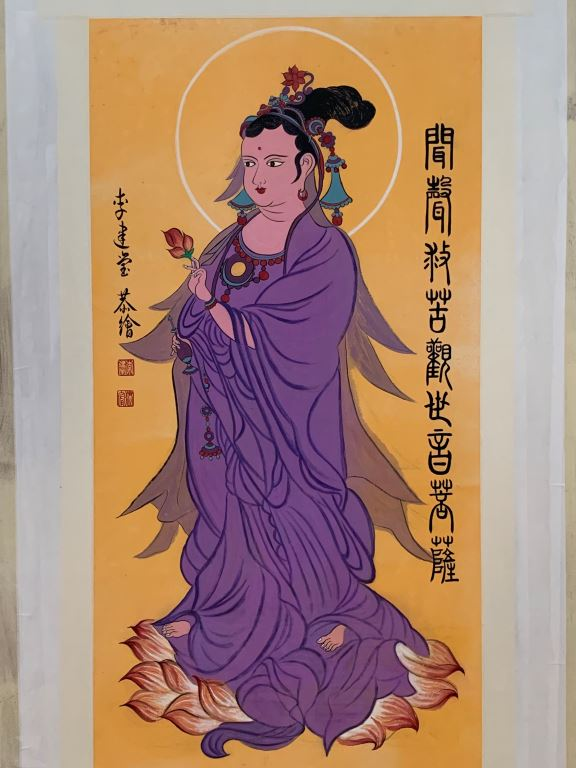 彩韻筆歌-花蓮詩書畫協會邀請亞太國際彩墨畫藝術家聯展(2)