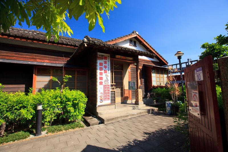 郭子究音樂文化館外觀2
